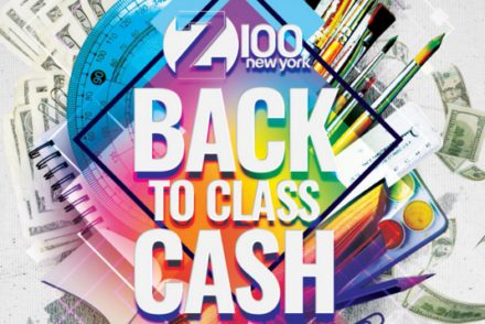 Z100 Back to Class Cash Sweepstakes